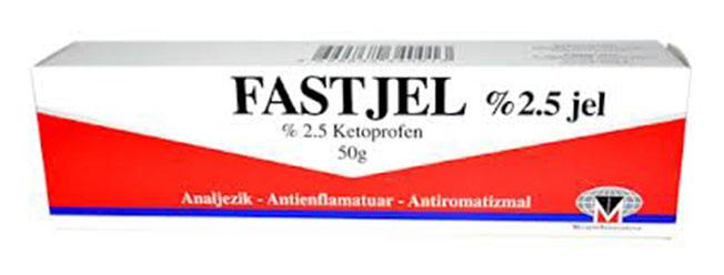 Fastjel %2.5 50 Gr Jel Krem Nedir ve Ne İçin Kullanılır ?